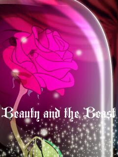 美女と野獣 バラ